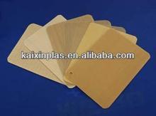PTFE Teflon coated fiberglass paper plate liners