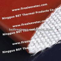 Silicone Coated Fiberglass Fire Blanket