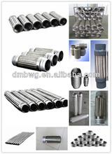 Metallic flexible bellow hose