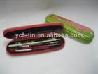 cartoon tin pencil case for kids