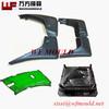 Custom design OEM-plastic car interior parts molding/auto exterior decorative trim part moulding China Supplier