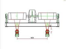QPQ/QPK Electric Gate Hoist/Wire drum type hoist