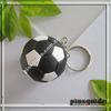 Supplier Custom Soft PVC New Mini Volleyball Keychain 2014