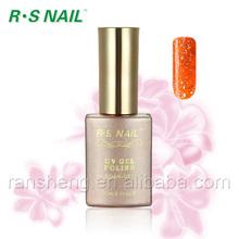 K039-ocs color nail gel uv gel polish for nail art, put in 15ml bottle gel polish
