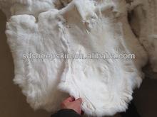 Real Rabbit Fur Skin