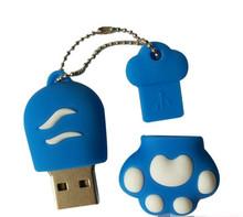 Novelty cartoon character 8-16GB usb flash disk in 2014