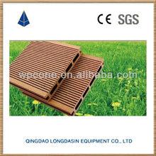 legno sintetico per le piattaforme