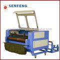 de coser industriales de corte por láser de la máquina de tela para la venta