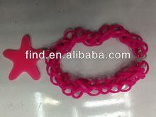 New products fun loops band loom rubber band/diy kit