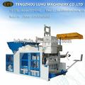 Qmy10-15 pressione idraulica in mattoni di cemento che fa macchina