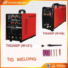 Portable Inverter TIG Welder Spare Parts