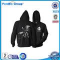 unisex xxxl baratos y de calidad negro personalizado de las camisetas y sudaderas con capucha