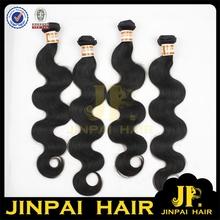 JP Hair Double Wefts Shed Free Virgin European Asian Hair