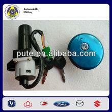 Suzuki GN250 Full Set Lock Parts