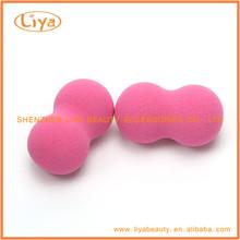 Custom Latex Makeup Sponge With PVC Packing