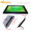 android/Windows system all-in-one pc with 10point touch screen