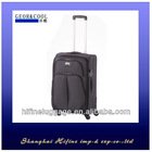 2015 NEW DESIGN SUITCASE AND TRAVEL BAG SUPER LIGHT WEIGHT SOFT SUITCASE LUGGAGE FOUR CASTER SUITCASE /TRAVEL BAG