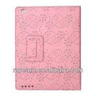 2014 new product hard multi hot design vners cheap PU case cover for ipad mini case
