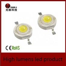 1w led price good high lumen flux