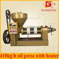 Automatique cocoa bean oil expulseur physique presser machine