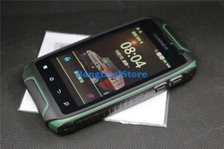 IP67 Real Waterproof Hummer H1 Smart Phone MTK 6572A 1.2GHz Dual Core Android 4.2 Dustproof Shockproof GPS Wifi Bluetooth