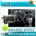 Lsqstar autoradio per mercede benz w169/w245(2004- 2012) benz viano/Vito(2006- 2012) con Android 4.0 ipod bt radio wifi gps