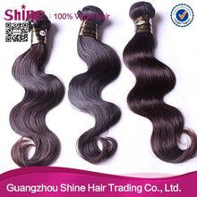 Guangzhou shine hair trading Co.Ltd weave companies