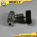 중국에서 afk 8mm O. D. 스테인레스 스틸 파이프 스테인레스 스틸 단조 니들 밸브
