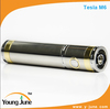 2014 mechanical mod tesla M6 PK chi flat iron wholesale with protank 2 in kit