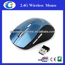 Latest Desgin Ergonomic 2.4G Wireless Optical Mouse