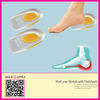 H&A China Manufacturer Silicon Insoles for Shoes HA00432