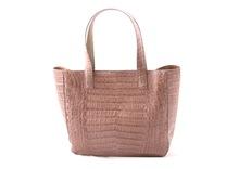Latest Design of Crocodle Belly Handbag 2014