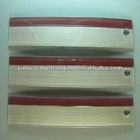 high quality water-proof 3D bicolor edge banding