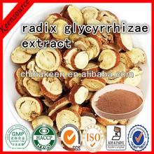 Chinese Traditional Medicine Radix Glycyrrhiza Extract Powder /Licorice Root Extract /Glycyrrhizinic Acid 20%-30%