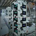Dbry- 320 colarinho da camisa tamanho rótulo máquina de impressão