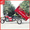 Powerful Moped Cargo Tricycle Without Cabin