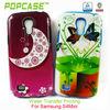 For Samsung Galaxy S4 mini i9192 flower printing case
