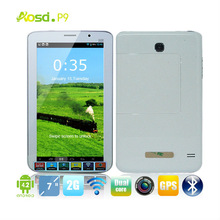 2014 new tablet pc arrival- gsm call recording function dual sim card, gps with bluetooth mtk 6572 tablet pc p9 model