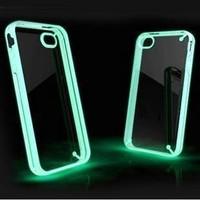 Luminous case glow in the dark mobile phone case for iphone 5c