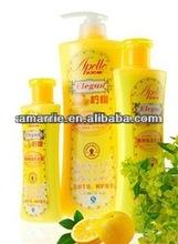 Lemon organic shampoo brands for hair moisturizing smoothing