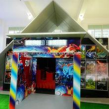hot-sale 5D cinema house supplier