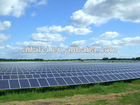 2014 newest ground mounted array solar panel systems with high quality