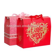 Wholesale delicate&special birthday&wedding gift packaging handbag