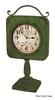 New Design Home Decor Metal Antique Table Clock
