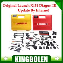 free shipping+20% off promotion![Dealer code:86A] 100% Original Launch X431 Diagun III Free Update on Official Website Diagun 3