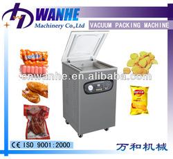 DZ-400/2F Small Scale Automatic plastic container sealer