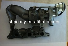 KP31 turbo 54319880002 turbocharger for SMART FORTWO 2001 0.8 Diesel