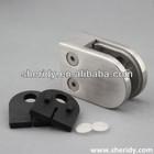 Ss / Stainless steel glass holder for railings