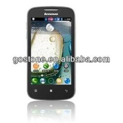 Original Lenovo A690 4 inch Dual Core MTK6575 Cheap Android Phone GSM/WCDMA Dual SIM Cards