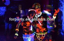 CG-GL504 UV, Neon, Fluorescent body paint